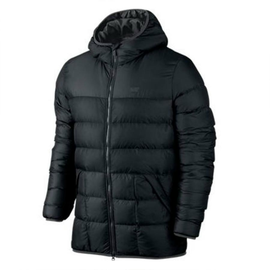 nike alliance down jacket 550 schwarz herren jacke. Black Bedroom Furniture Sets. Home Design Ideas