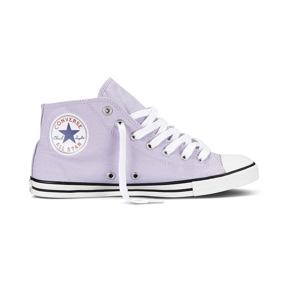 converse chuck taylor all star dainty mid schuhe sneaker. Black Bedroom Furniture Sets. Home Design Ideas
