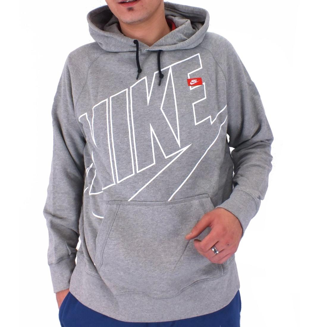 nike aw77 hoody logo exp pullover kapuzenpullover hoodie. Black Bedroom Furniture Sets. Home Design Ideas