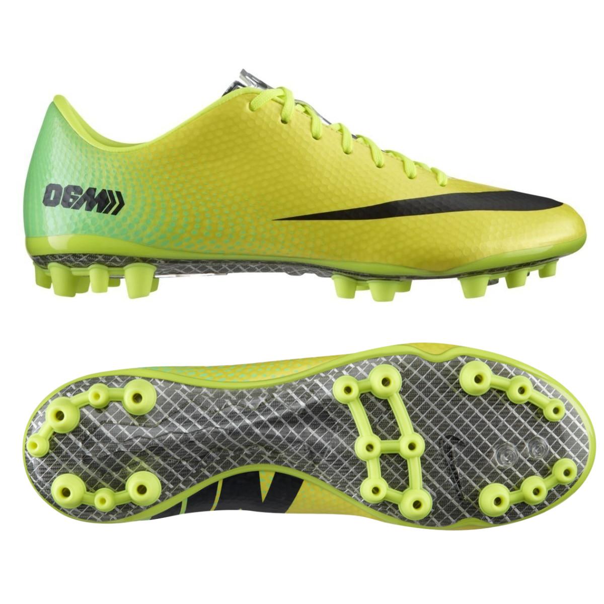 Nike Mercurial Vapor IX AG Schuhe Fußballschuhe Nocken Kunstrasen