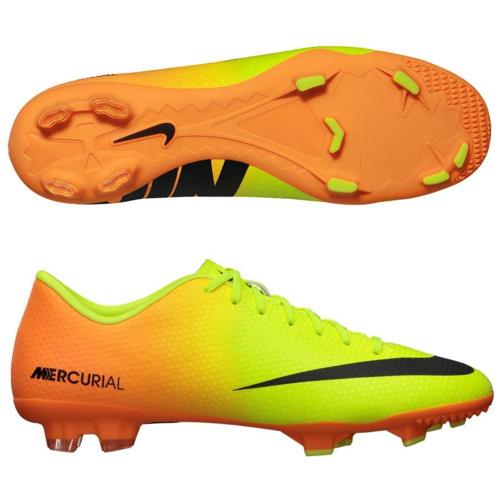 Fußballschuhe Nike Gelb