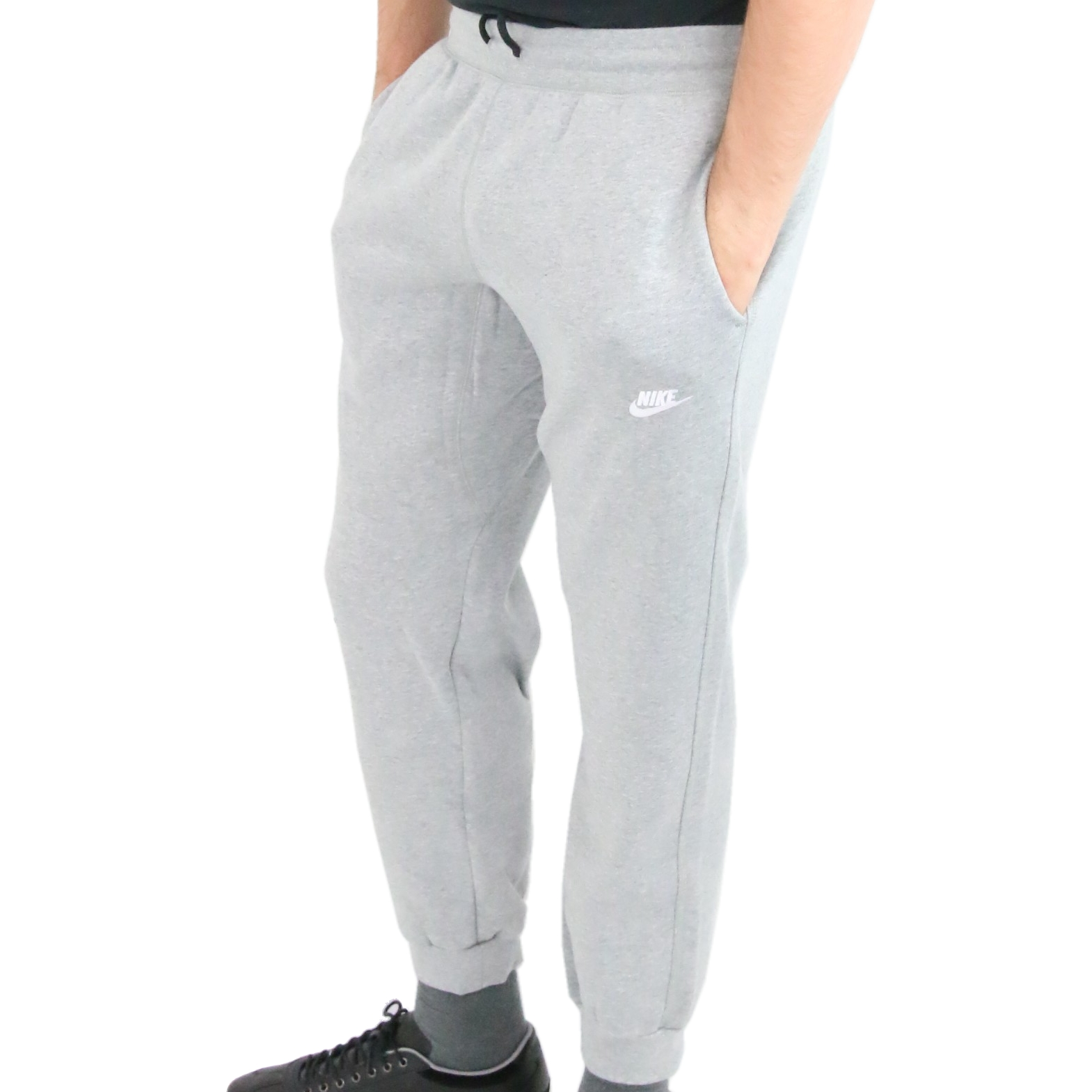 nike aw77 fleece pant herren hose jogginghose sporthose. Black Bedroom Furniture Sets. Home Design Ideas