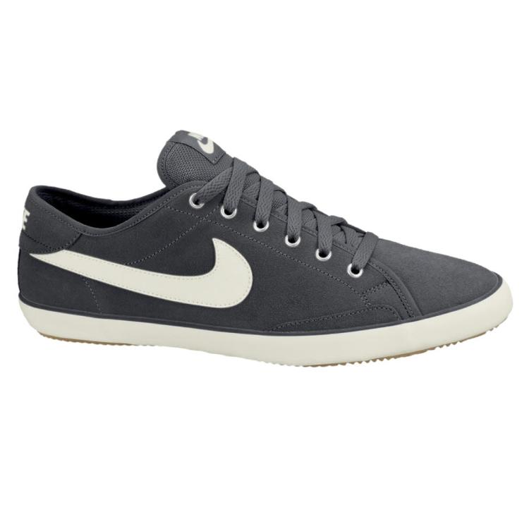 nike defendre leather schuhe sneaker herren damen leder grau braun schwarz ebay. Black Bedroom Furniture Sets. Home Design Ideas