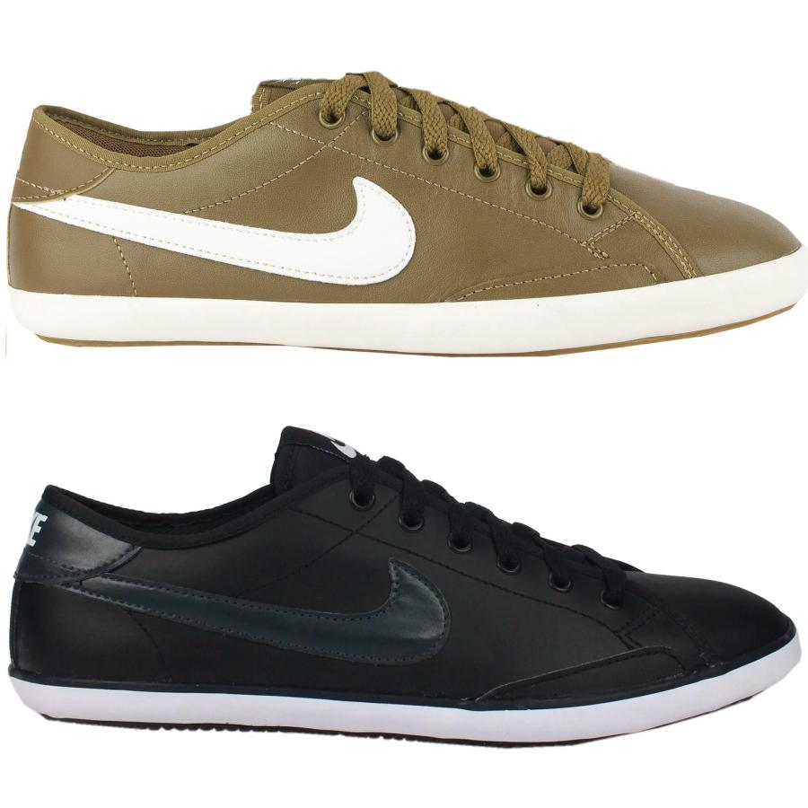 nike defendre leather schuhe sneaker herren damen leder grau braun schwarz. Black Bedroom Furniture Sets. Home Design Ideas