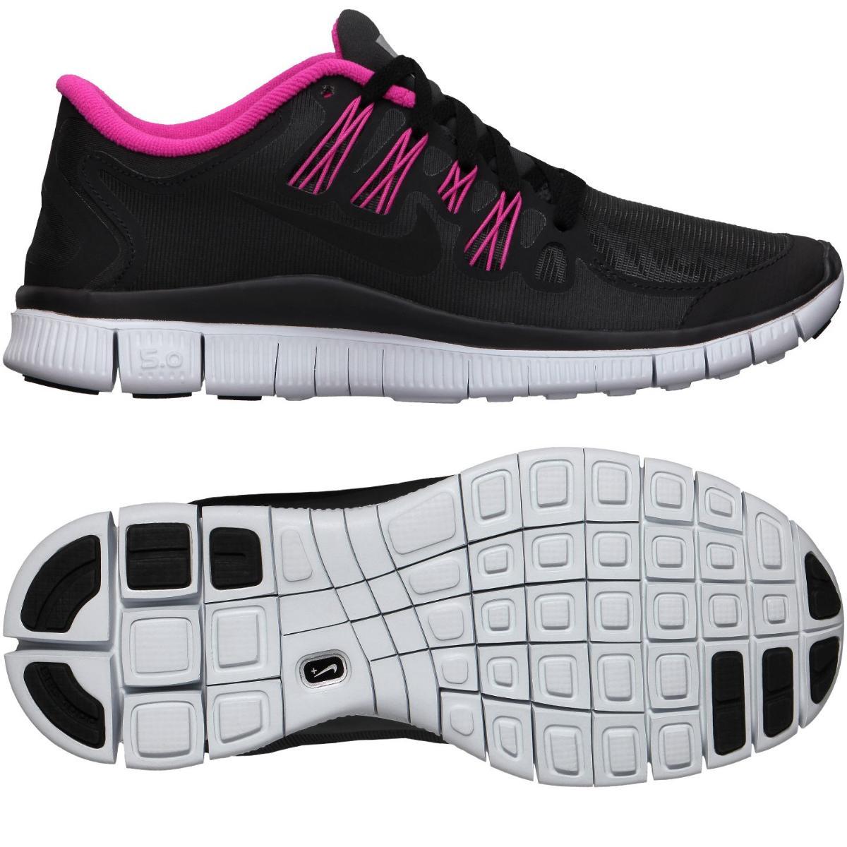 Nike Free Run Damen Lila