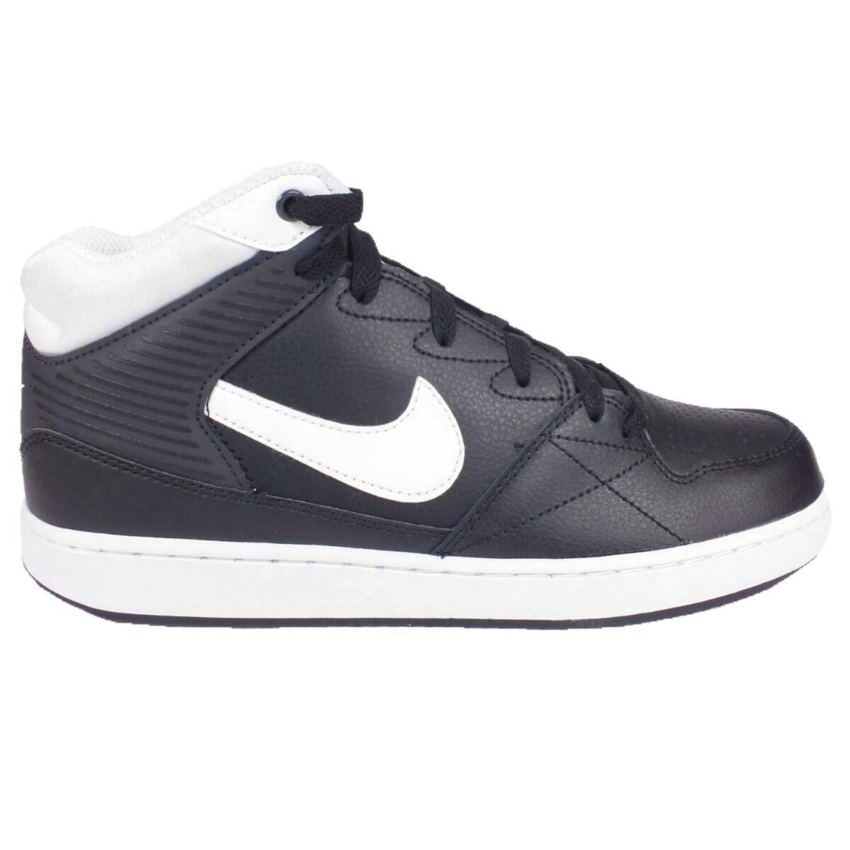 nike priority mid herren schuhe sneaker high top sneaker. Black Bedroom Furniture Sets. Home Design Ideas