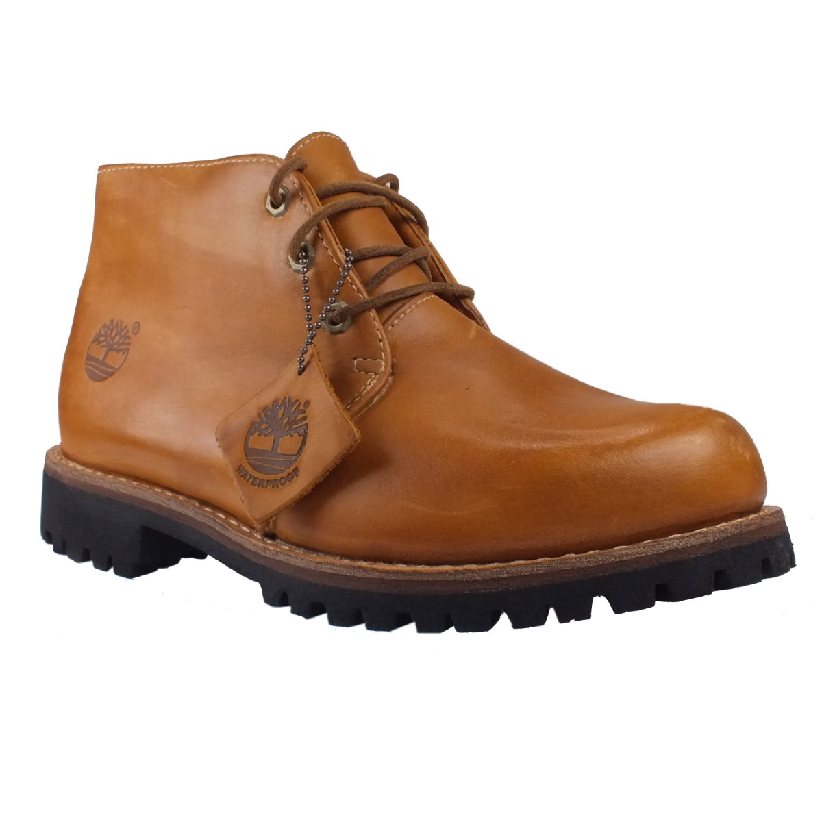 timberland men s ek heritage rugged wp chukka schuhe stiefel boots herren braun ebay. Black Bedroom Furniture Sets. Home Design Ideas