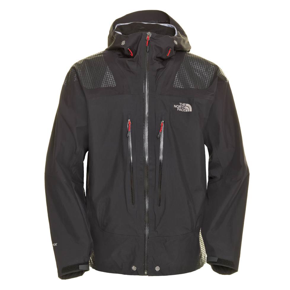 the north face meru gore jacket jacke herren schwarz. Black Bedroom Furniture Sets. Home Design Ideas