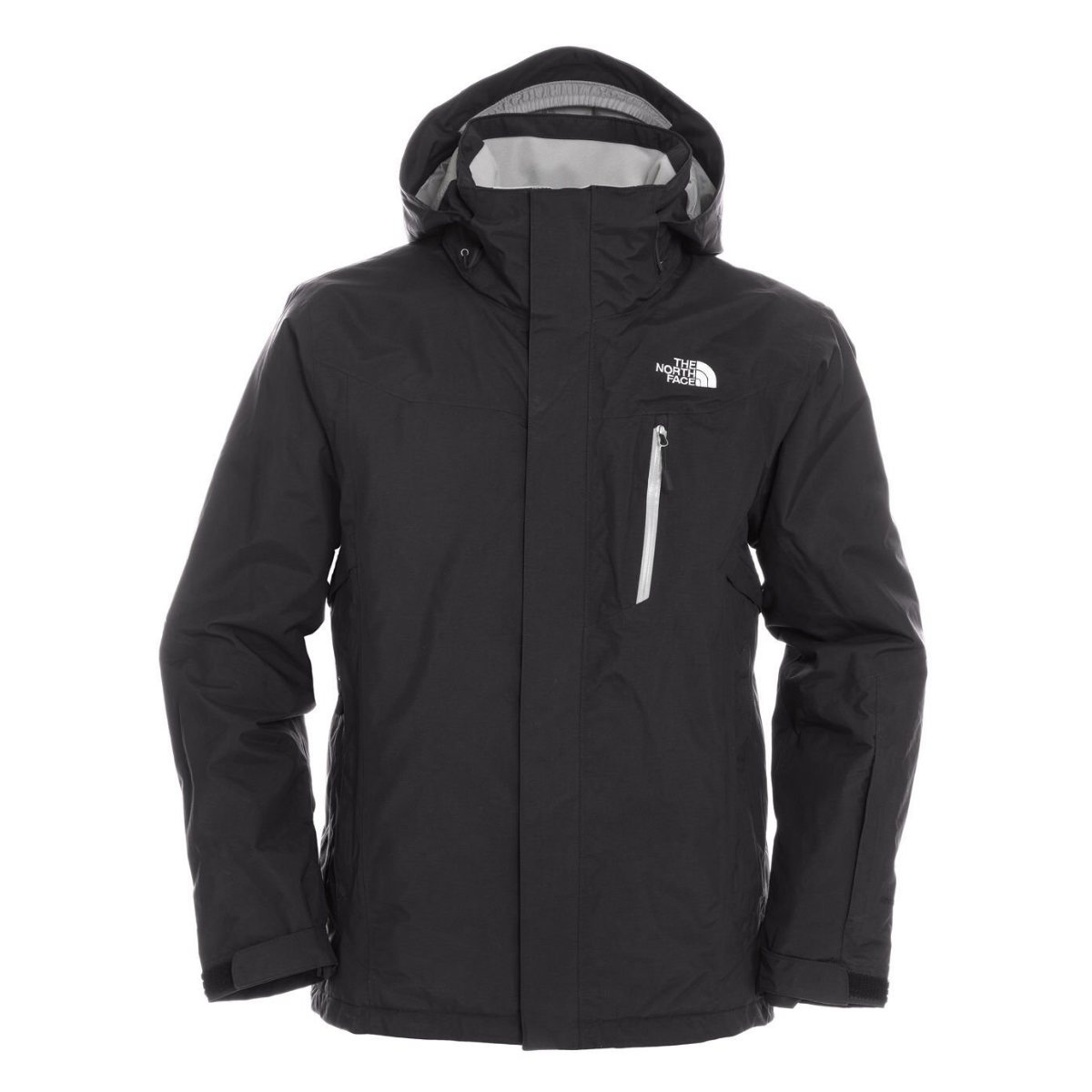 the north face peskara jacket jacke windjacke regenjacke winter herren schwarz ebay. Black Bedroom Furniture Sets. Home Design Ideas