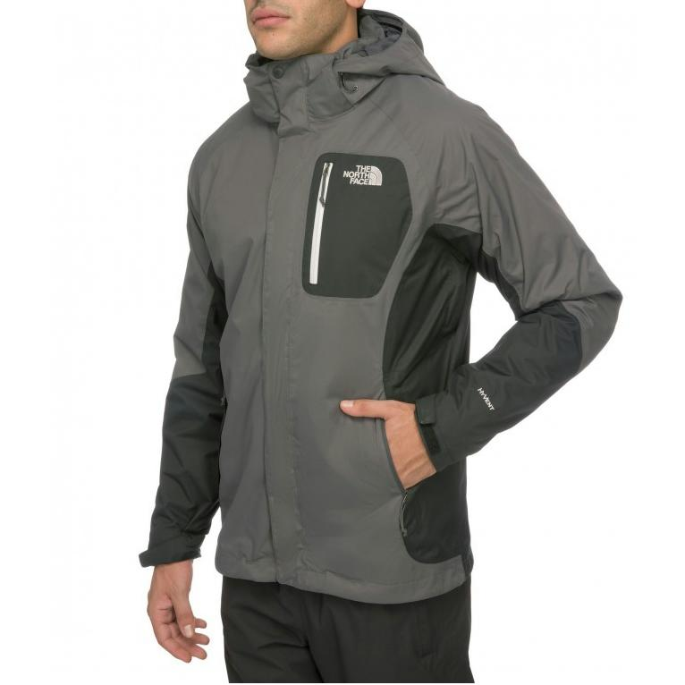 the north face zenith triclimate jacket herren jacke 3 in. Black Bedroom Furniture Sets. Home Design Ideas