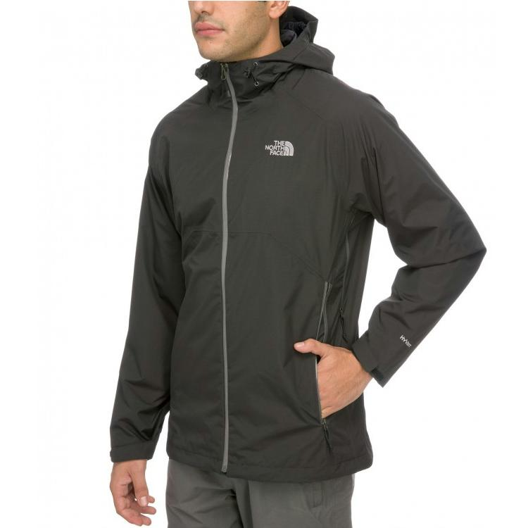 the north face stratos herren jacke regenjacke windjacke outdoor trekking hyvent ebay. Black Bedroom Furniture Sets. Home Design Ideas