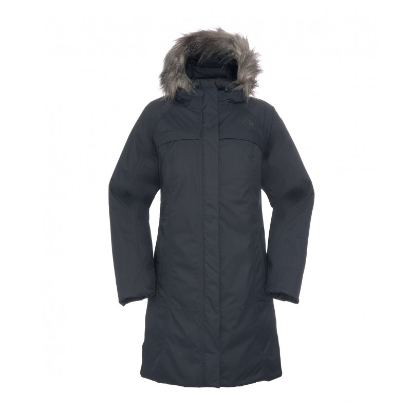the north face arctic parka damen mantel wintermantel winterjacke daunenmantel ebay. Black Bedroom Furniture Sets. Home Design Ideas