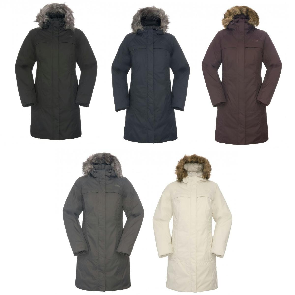 The-North-Face-Arctic-Parka-Damen-Mantel-Wintermantel-Winterjacke-Daunenmantel