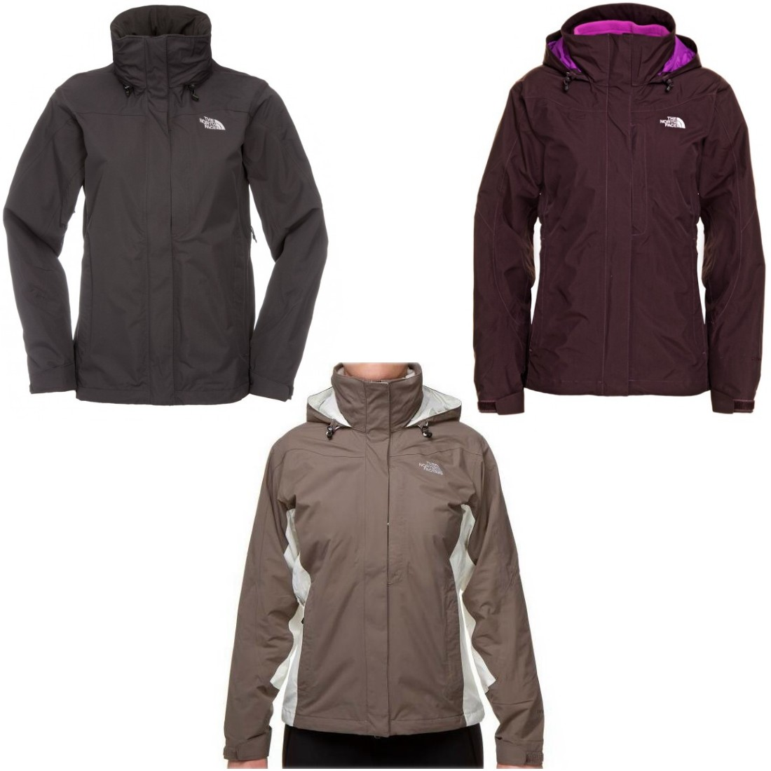 Outdoor jacken damen ebay