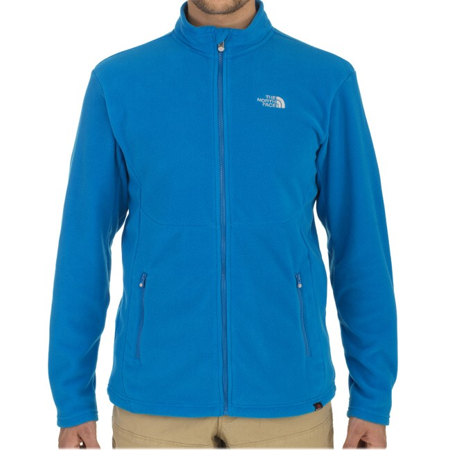 The-North-Face-100-Glacier-Full-Zip-Jacke-Fleecejacke-Fleecepullover-Herren