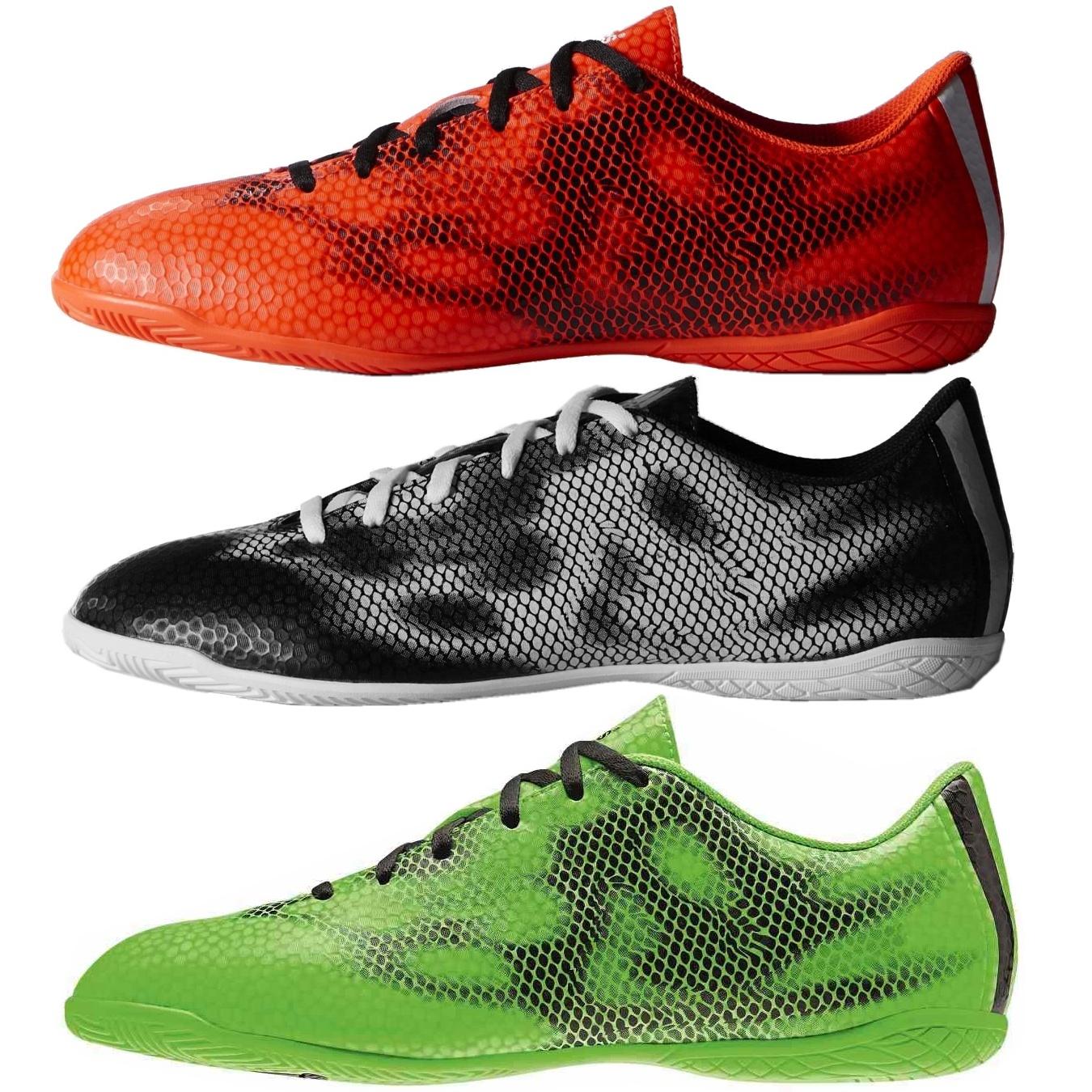 Adidas-F5-IN-IC-Fussballschuhe-Indoor-Hallenfussballschuhe-diverse-Farben