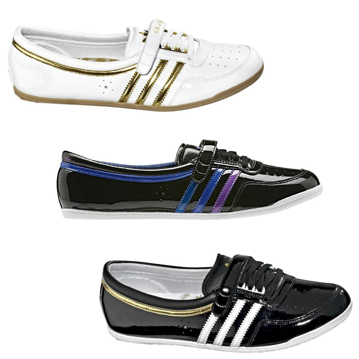 adidas originals concord round diverse farben damen schuhe ballerinas sneaker ebay. Black Bedroom Furniture Sets. Home Design Ideas