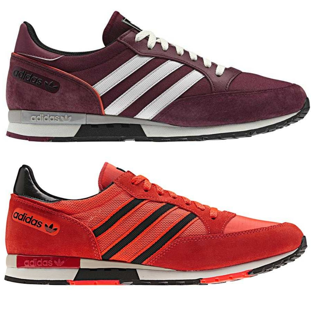adidas originals phantom schuhe sneaker herren rot ebay. Black Bedroom Furniture Sets. Home Design Ideas