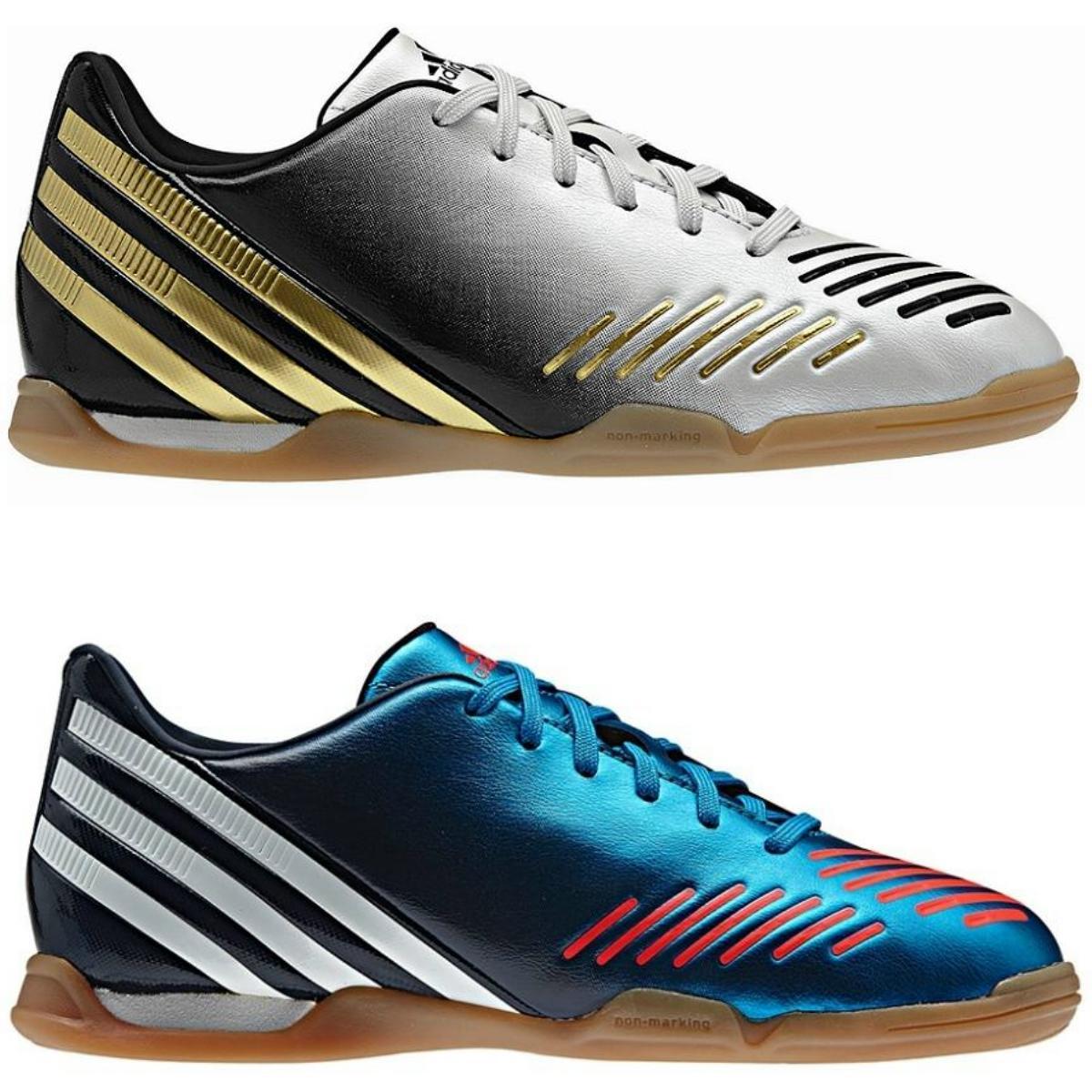 Das Bild wird geladen Adidas-Predator-Absolado-LZ-IN-J-Fussballschuhe- Hallenschuhe-