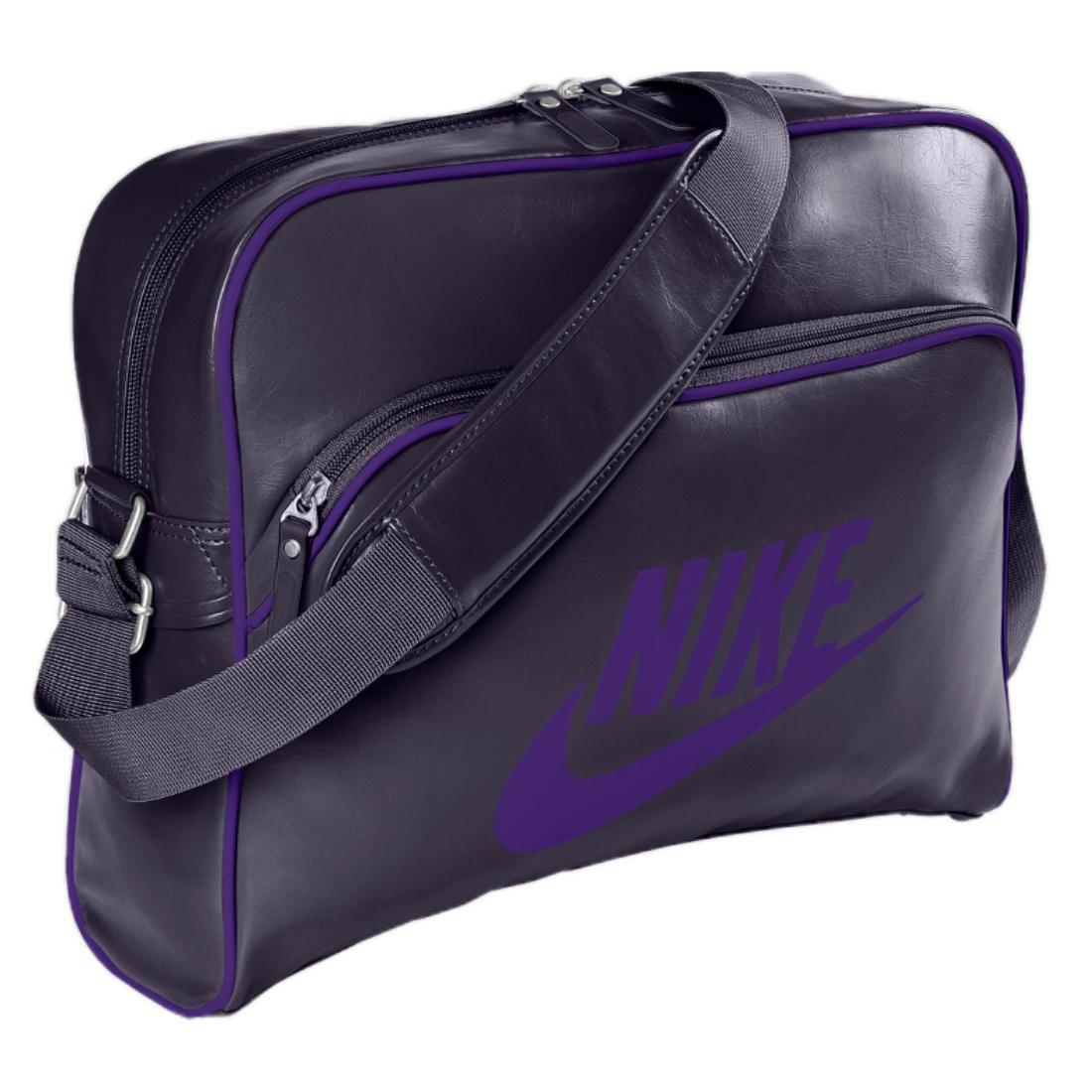 Nike Heritage SI Bag Purple
