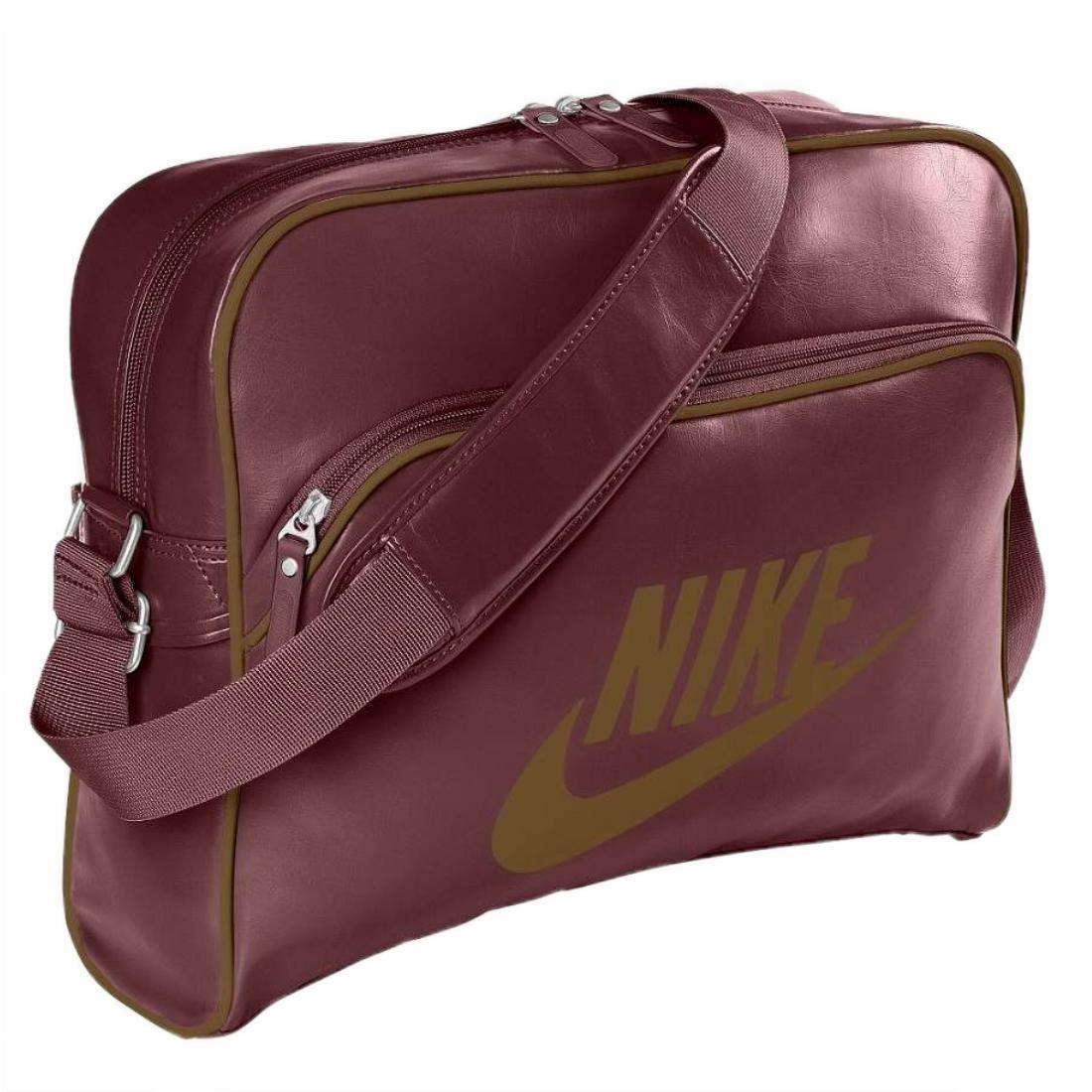 Nike Heritage SI Bag Bordeaux
