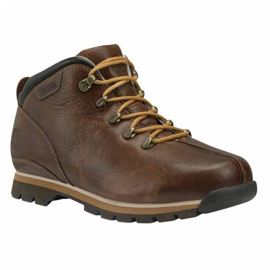 timberland splitrock hiker boot men 39 s boots ankle boots nubuck leather ebay. Black Bedroom Furniture Sets. Home Design Ideas
