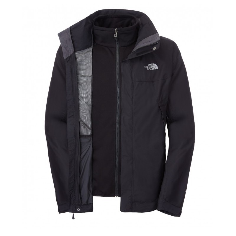 the north face stratosphere triclimate jacke winterjacke. Black Bedroom Furniture Sets. Home Design Ideas