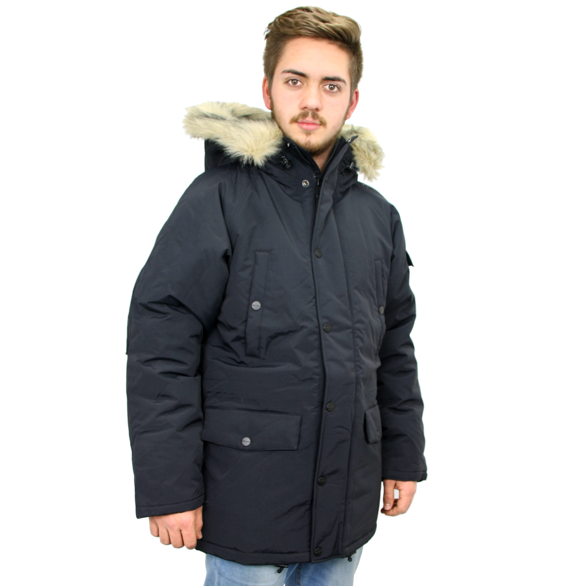 carhartt anchorage parka jacke winterjacke wintermantel. Black Bedroom Furniture Sets. Home Design Ideas