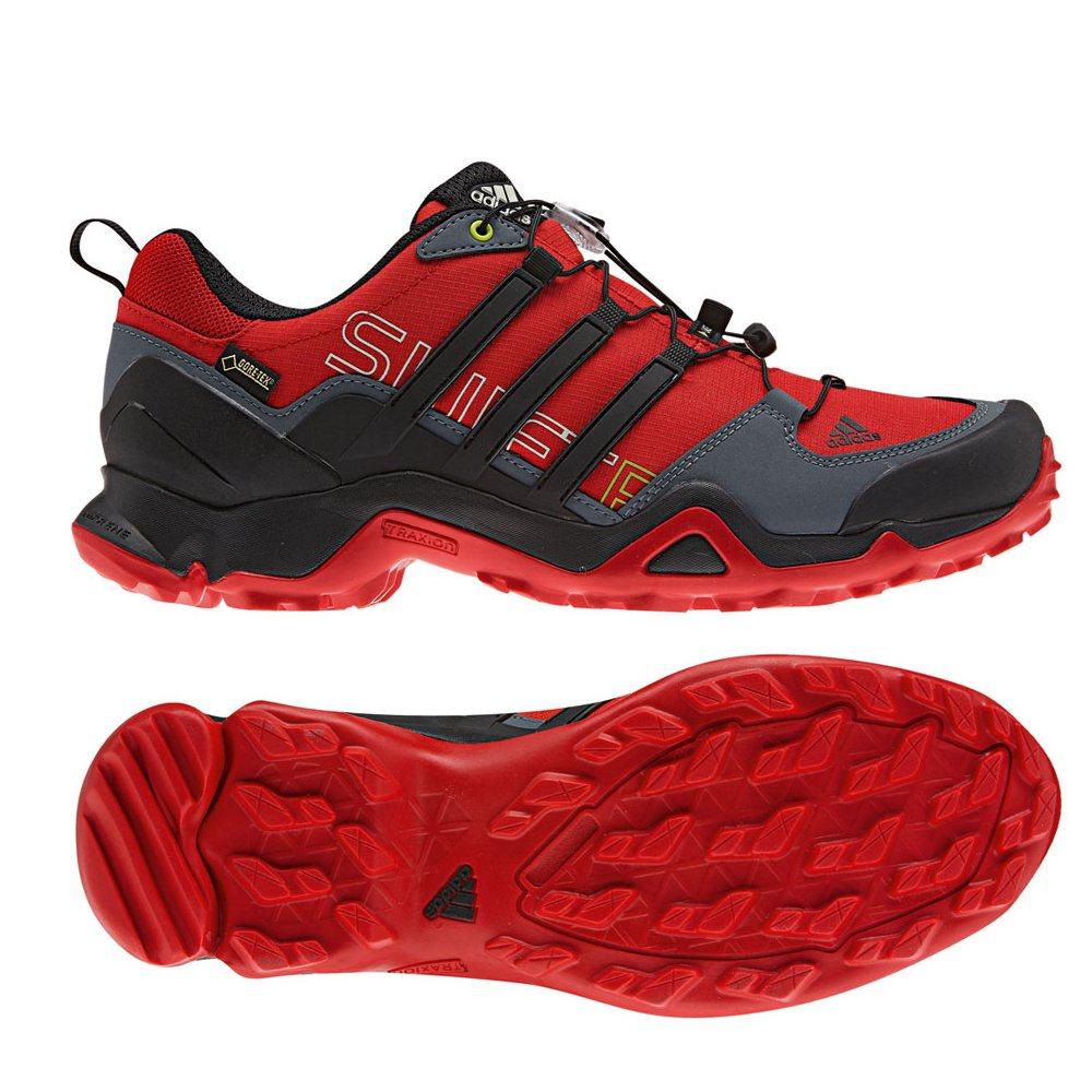 Adidas Terrex Swift R GTX Bergschuhe Wanderschuhe Trekkingschuhe Herren Rot | eBay