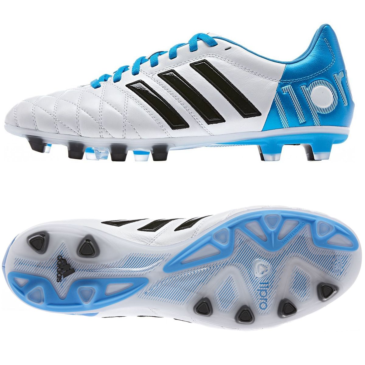 adidas adipure 11pro ag weiss