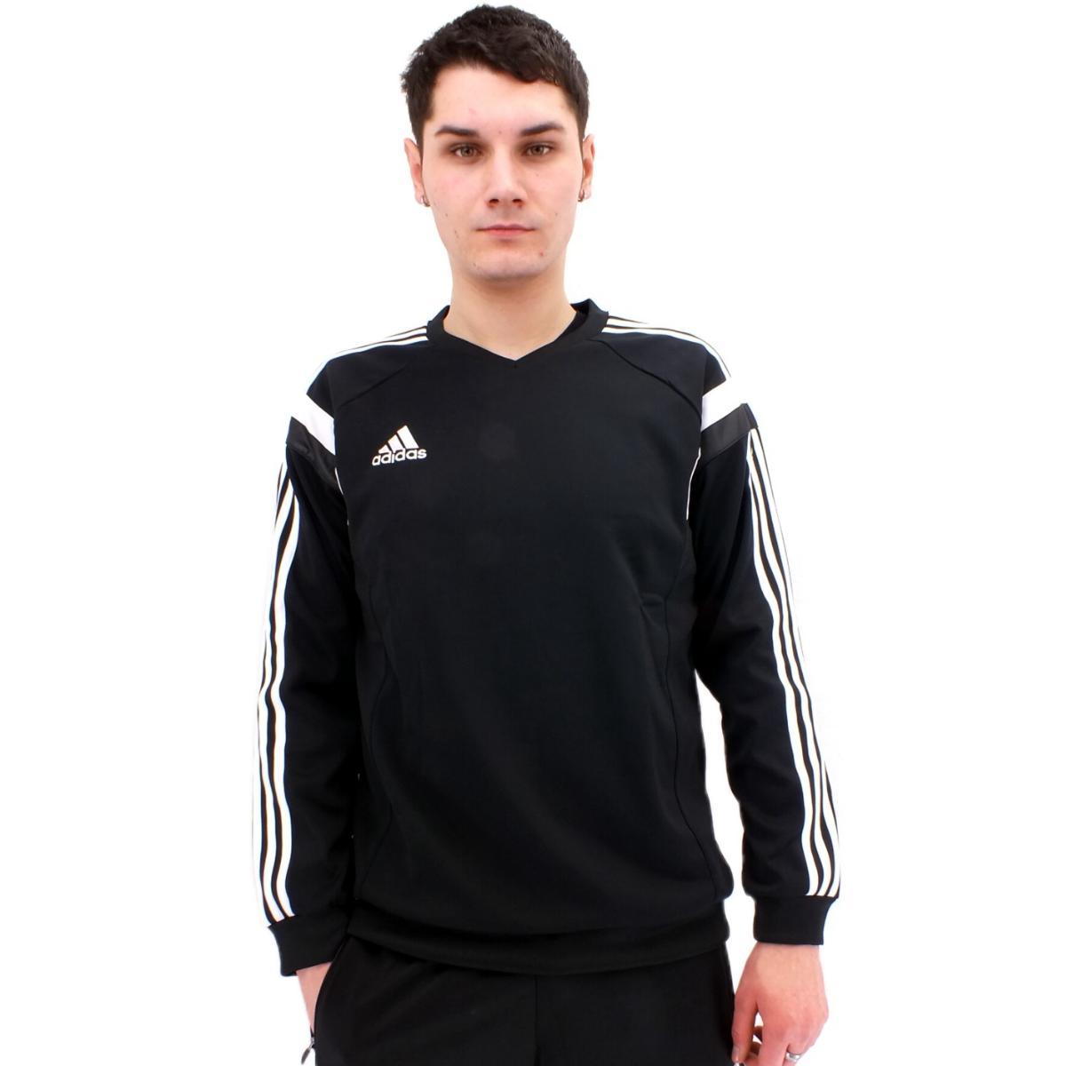 Adidas condivo14 sweat top herren pullover sweatshirt for Div on top of div