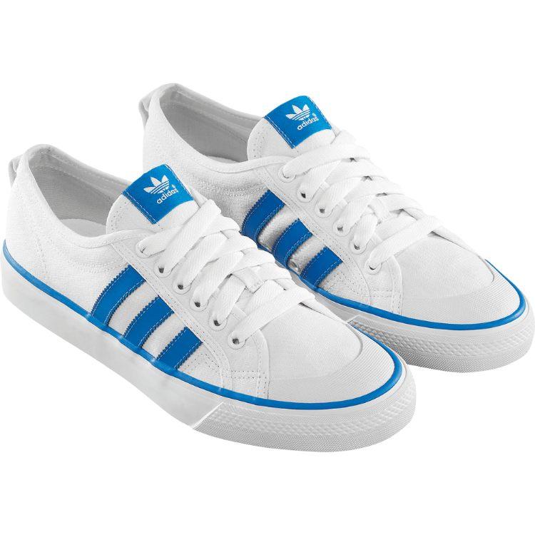 Adidas Schuhe Hellblau