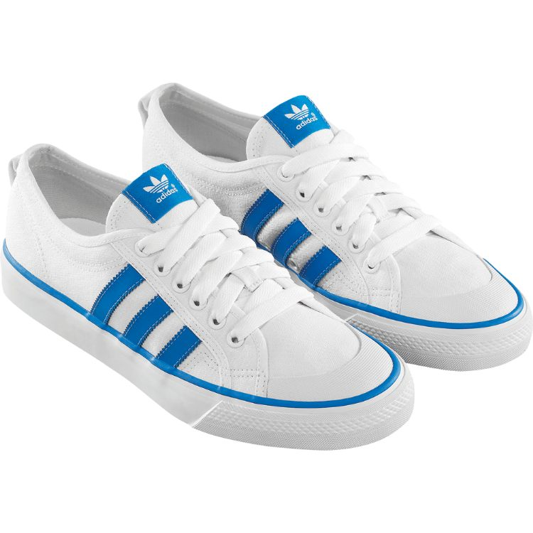 Adidas Schuhe Grün Blau