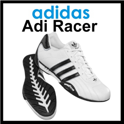 adidas originals adi racer low goodyear shoe white sneaker. Black Bedroom Furniture Sets. Home Design Ideas