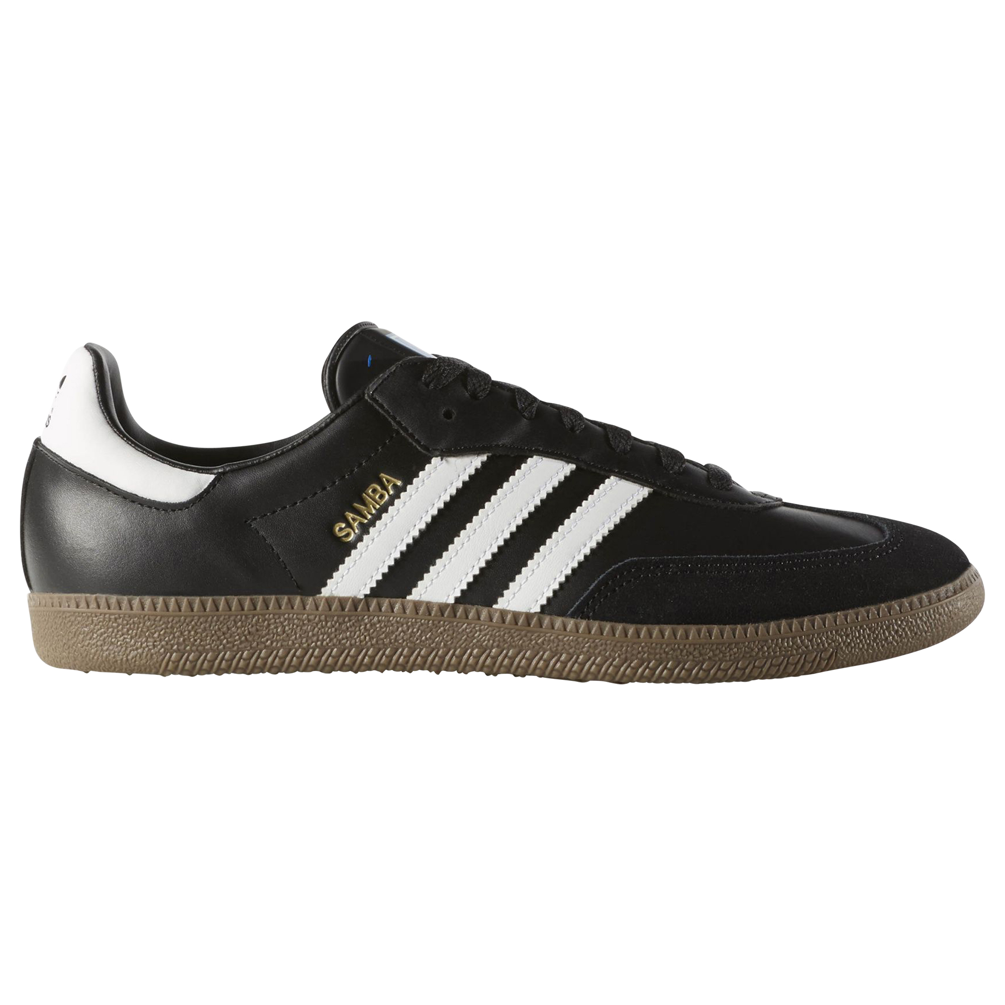 adidas samba sneaker originals schwarz wei 019000. Black Bedroom Furniture Sets. Home Design Ideas