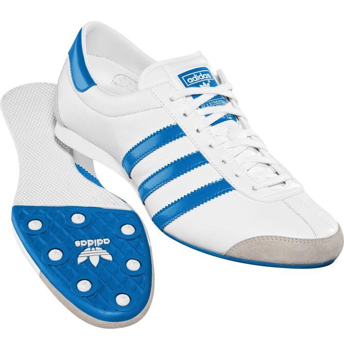 Adidas Schuhe Damen Weiß Blau teno.ch