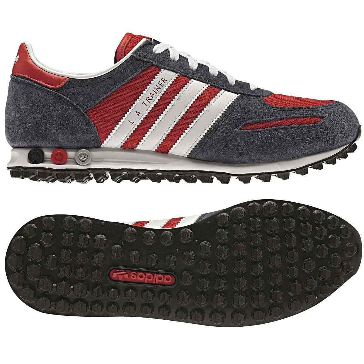 Adidas La Trainer Rot Herren