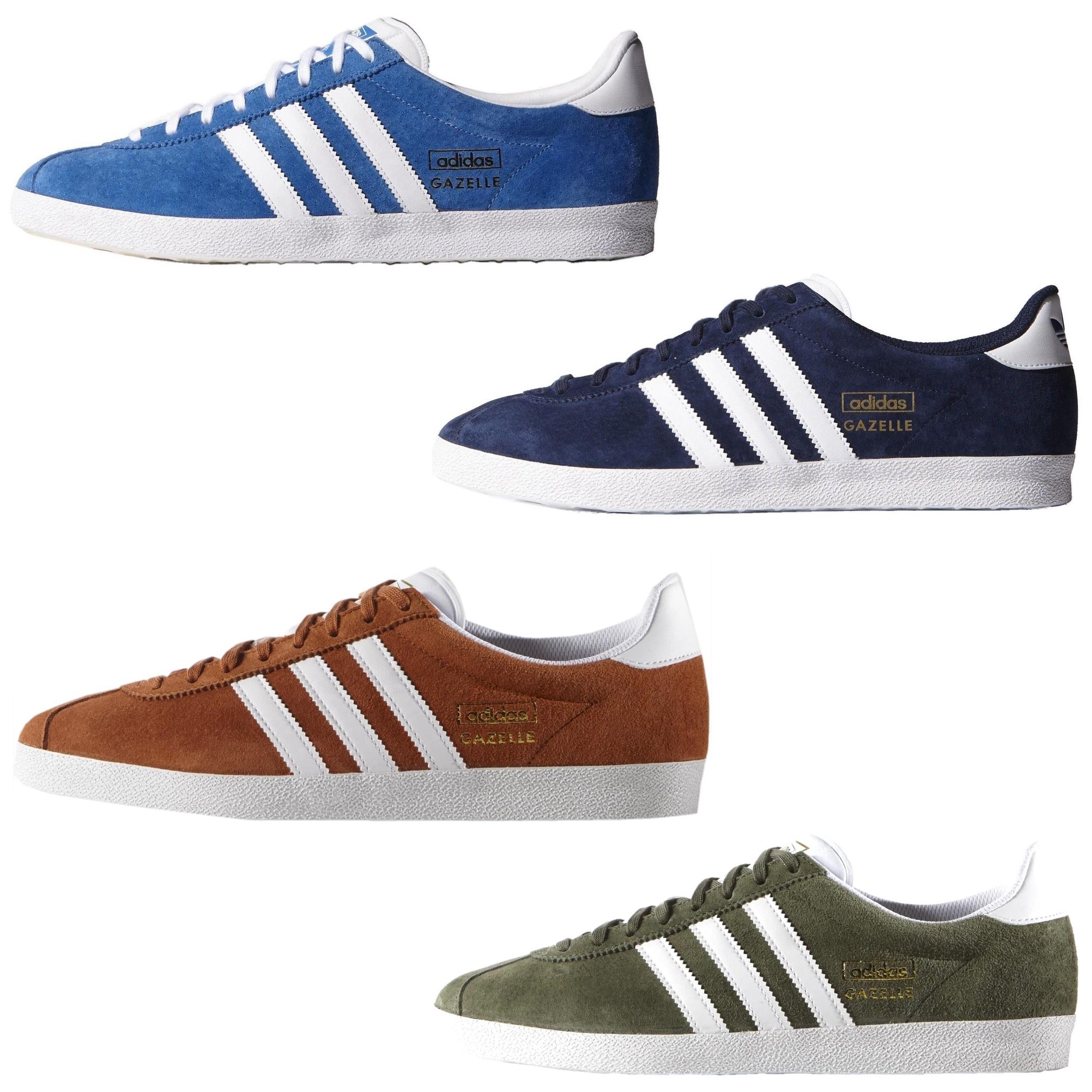 Adidas Gazelle Herren Schwarz