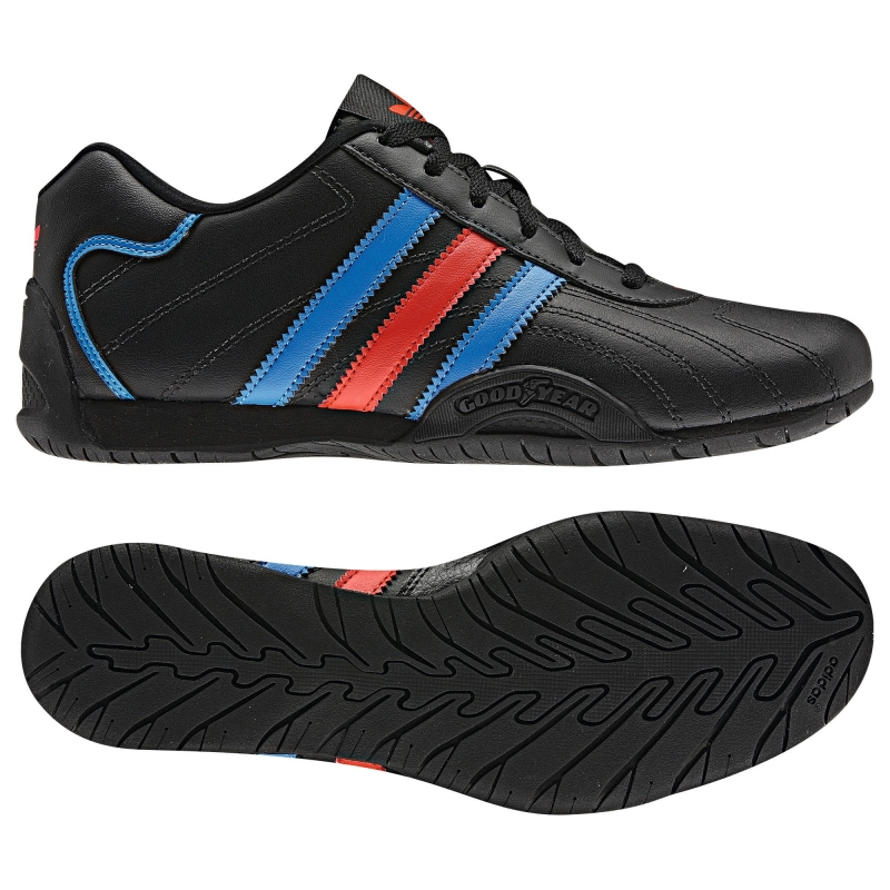 adidas adi racer lo j goodyear schuhe sneaker schwarz ebay. Black Bedroom Furniture Sets. Home Design Ideas