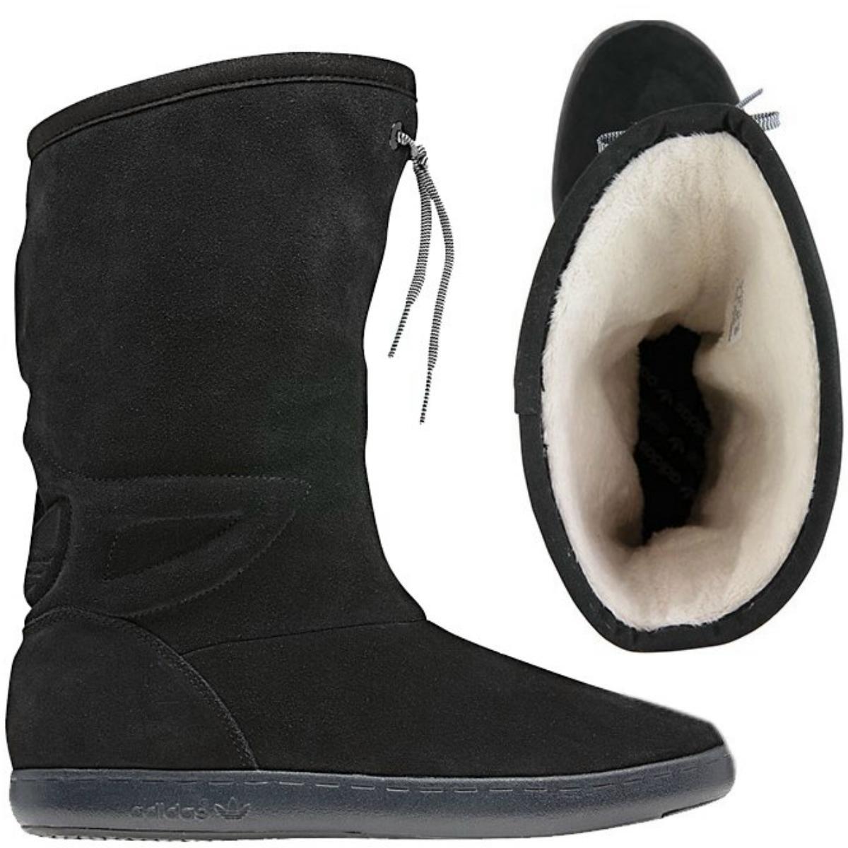 reasonably priced super cheap performance sportswear Adidas Originals Attitude Winter Hi Boots Winterstiefel ...