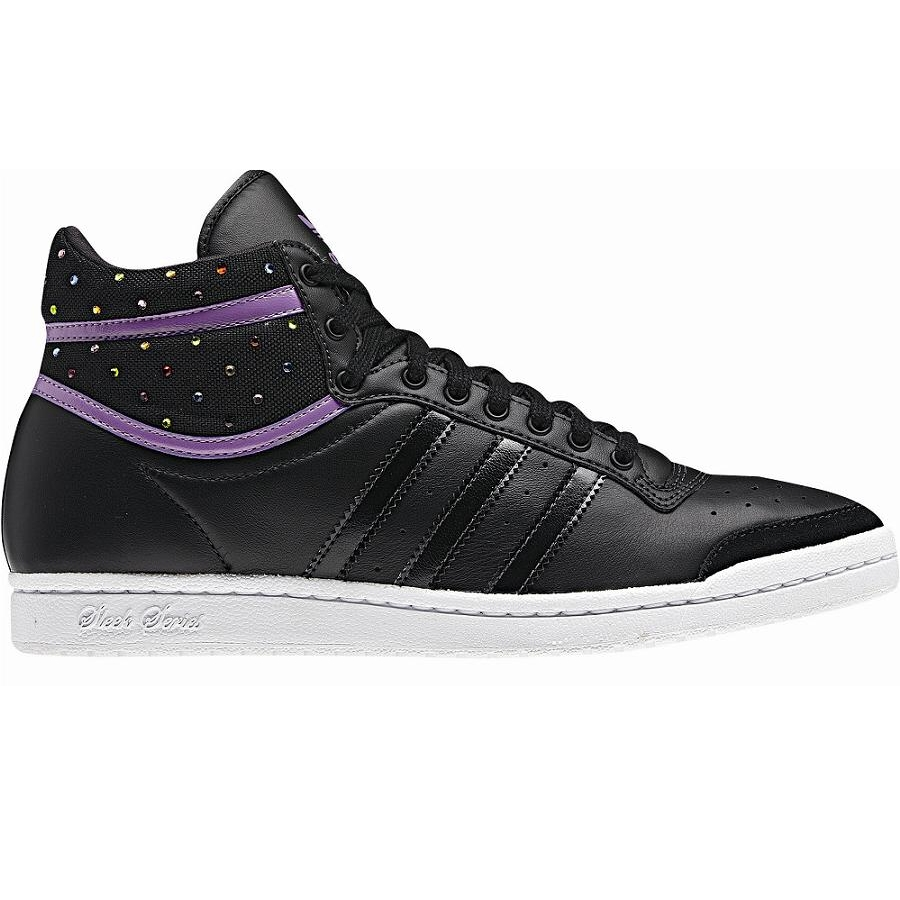 adidas originals top ten hi sleek schuhe high top sneaker. Black Bedroom Furniture Sets. Home Design Ideas