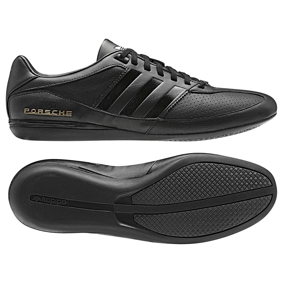 adidas originals porsche typ 64 schuhe sneaker schwarz ebay. Black Bedroom Furniture Sets. Home Design Ideas