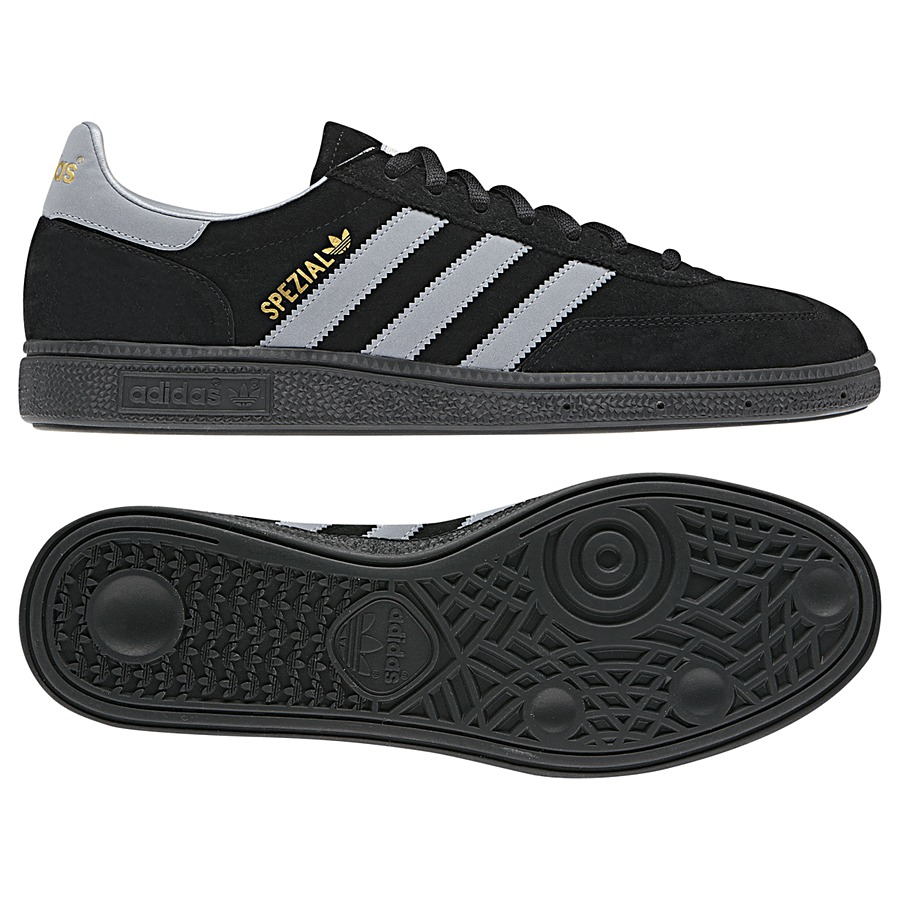 timeless design cda86 91f11 Adidas Originals Spezial Sneaker Schuhe SchwarzGrau