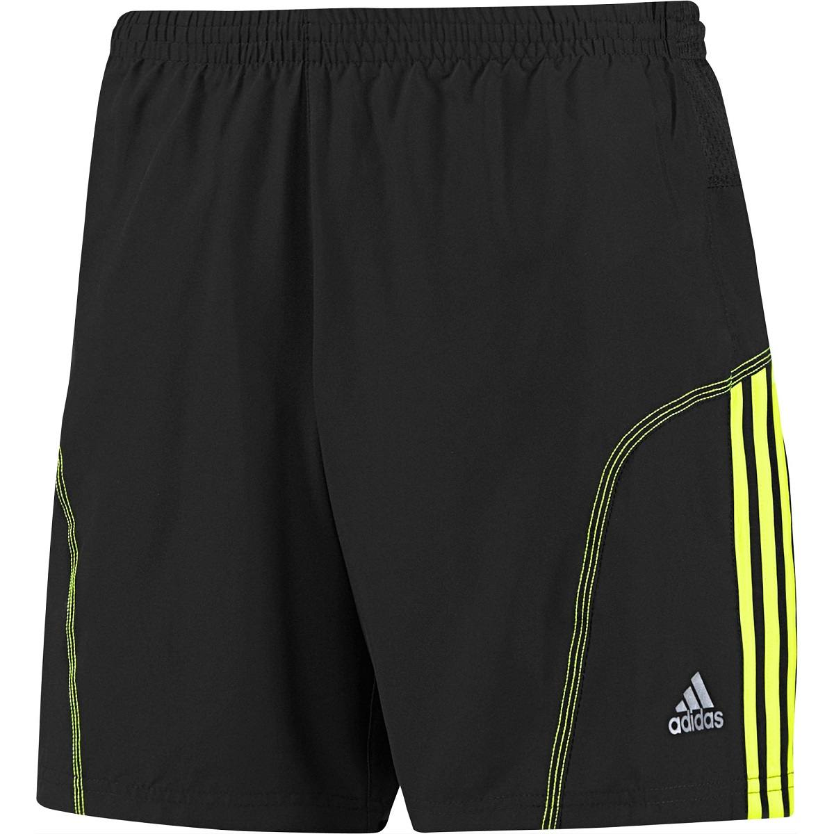 adidas response 3 stripes 7 inch baggy shorts hose. Black Bedroom Furniture Sets. Home Design Ideas