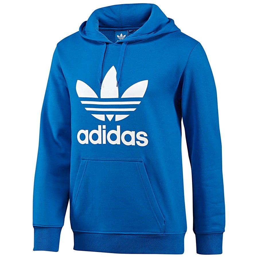 adidas originals trefoil hoodie diverse farben herren. Black Bedroom Furniture Sets. Home Design Ideas