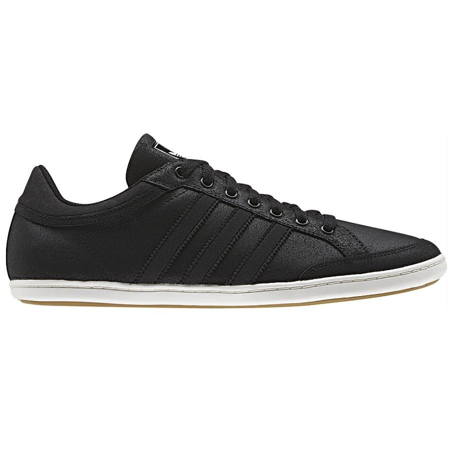 adidas originals plimcana clean low sneaker turnschuhe schuhe herren schwarz ebay. Black Bedroom Furniture Sets. Home Design Ideas