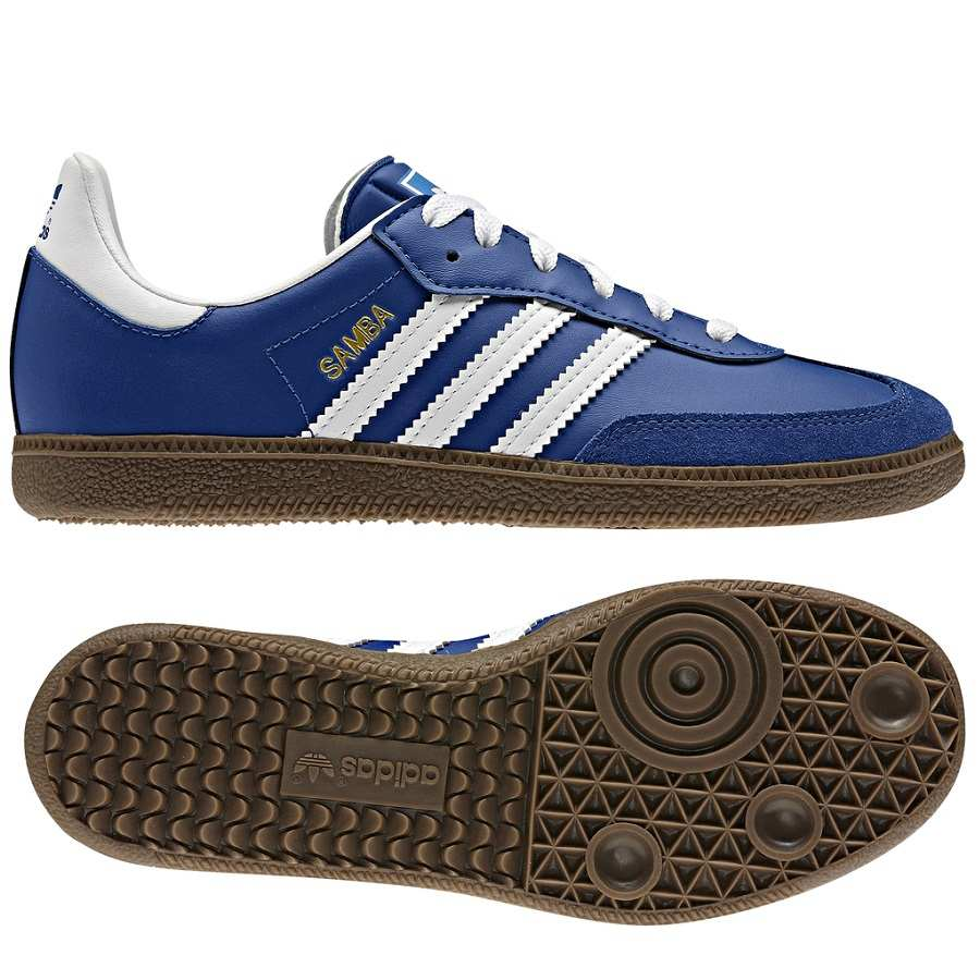 adidas originals samba pride ink womens kids shoes sneakers trainers blue ebay. Black Bedroom Furniture Sets. Home Design Ideas