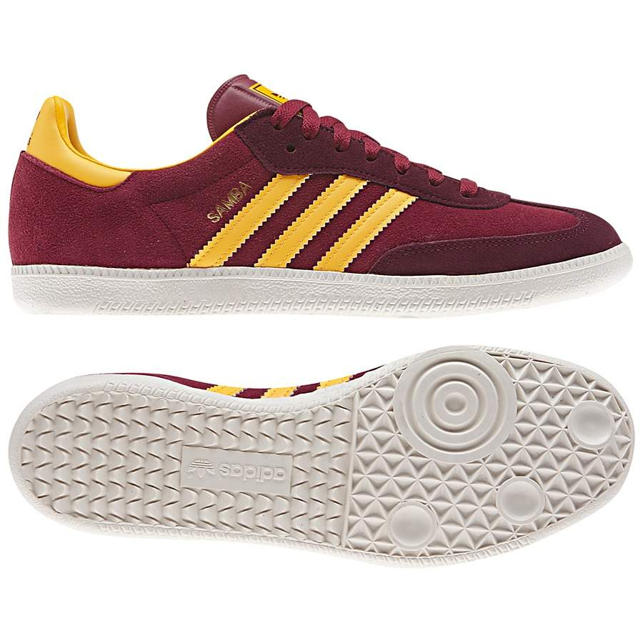 adidas originals samba schuhe sneaker turnschuhe damen herren rot blau ebay. Black Bedroom Furniture Sets. Home Design Ideas