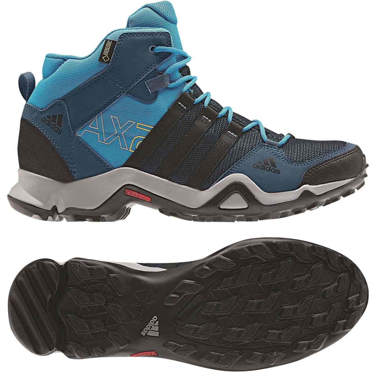 adidas ax2 mid gtx gore tex schuhe wanderstiefel outdoor. Black Bedroom Furniture Sets. Home Design Ideas