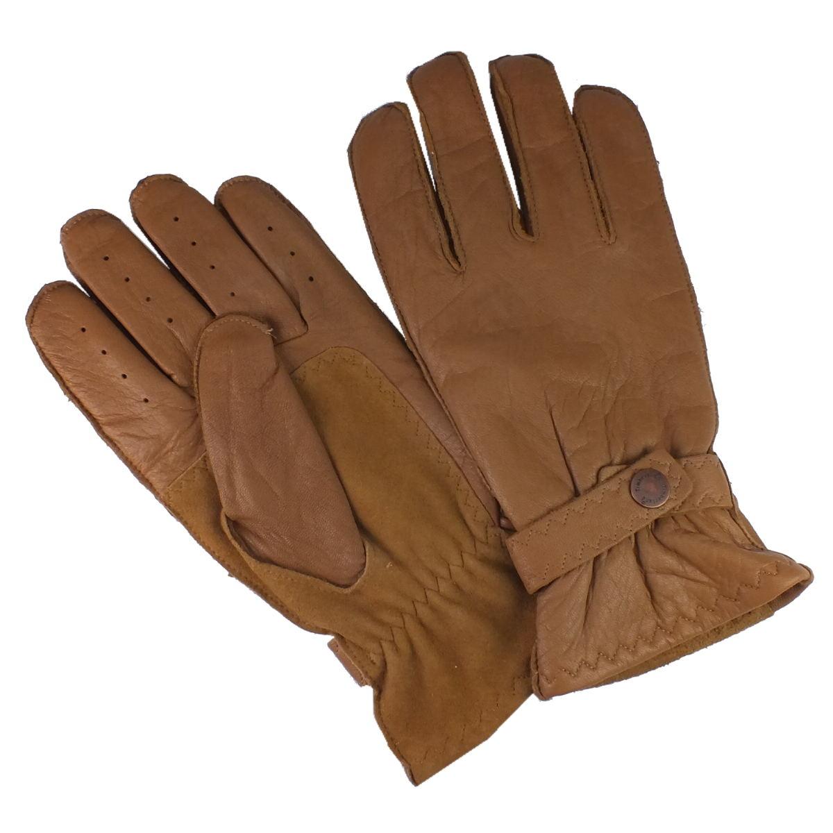 timberland raycroft deerskin drving gloves handschuhe leder herren braun schwarz ebay. Black Bedroom Furniture Sets. Home Design Ideas
